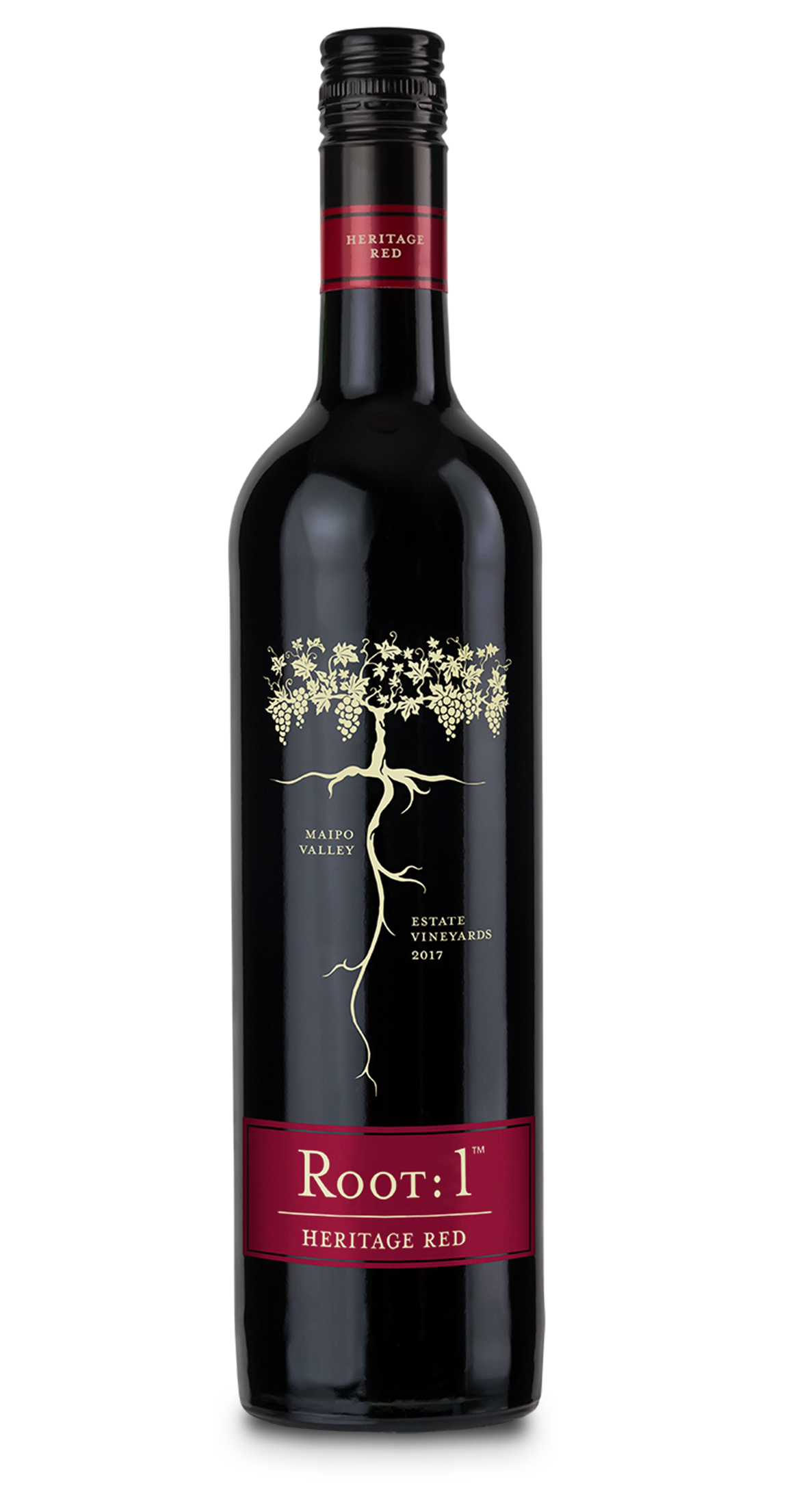 Root: 1 Heritage Red - Chilean wine