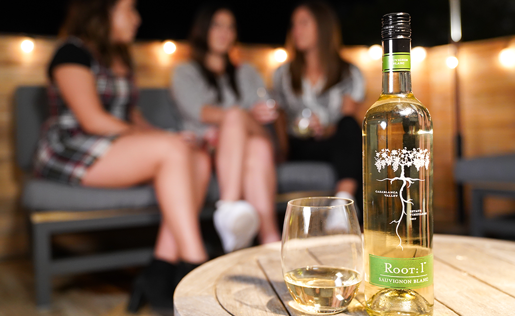 Celebrate with Root: 1 Sauvignon Blanc